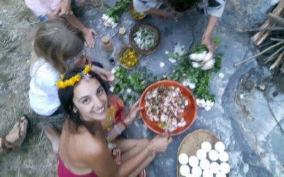 Les ateliers d'herboristerie sacrée de L'Âme Fleur!